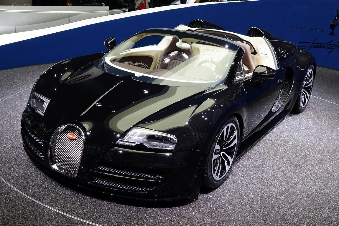 Francfort 2013 - Bugatti