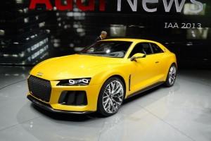 Francfort 2013 - Audi