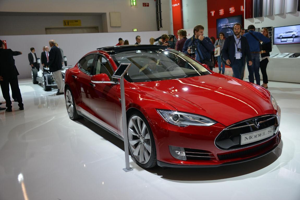 Francfort 2013 – Tesla