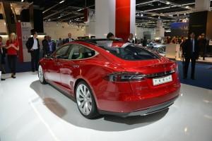 Francfort 2013 - Tesla
