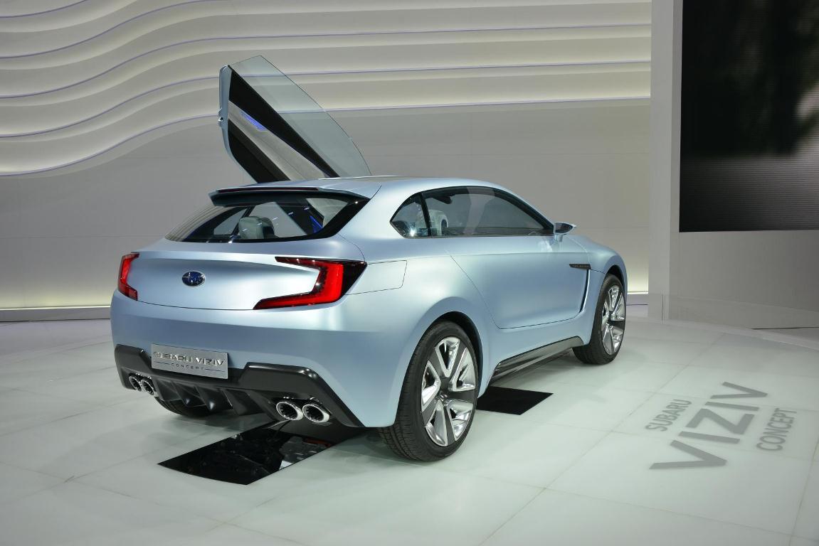 Francfort 2013 – Subaru
