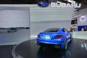 Francfort 2013 - Subaru