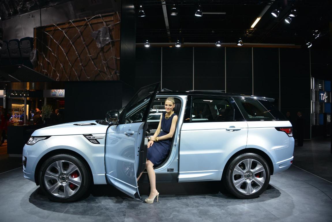 Francfort 2013 – Range Rover