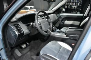 Francfort 2013 - Range Rover