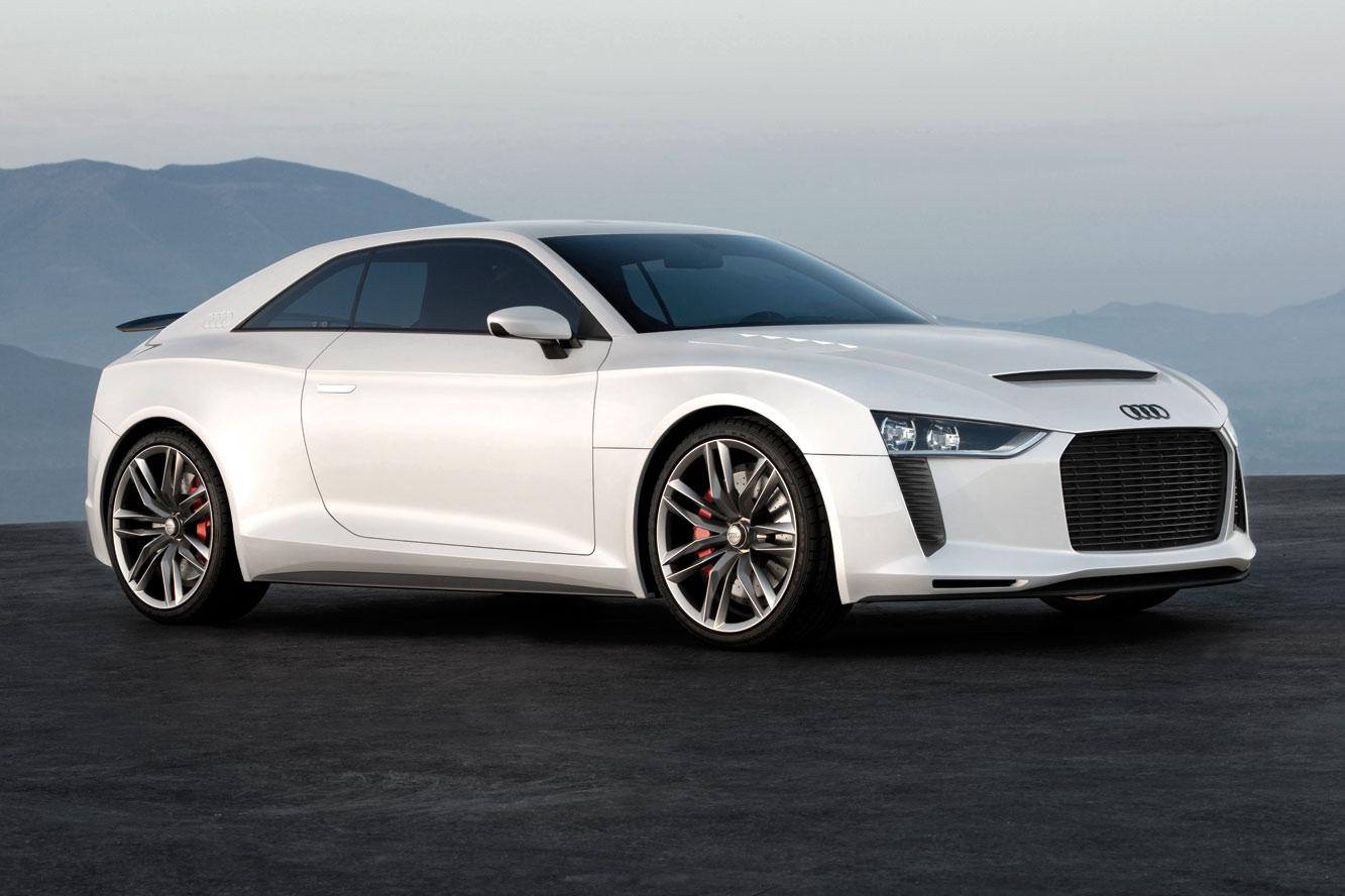 Audi Quattro Concept 2010