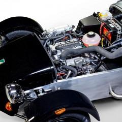 Caterham Seven 165 : accès gamme de 80 cv pour 25 K€