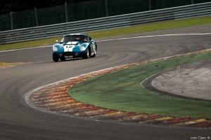 Modena Track Days 2013 Spa Francorchamps