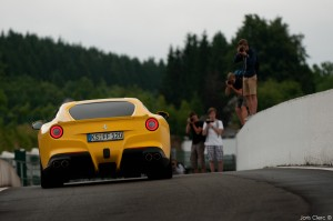 Modena Track Days 2013 Spa Francorchamps