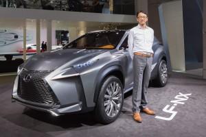 Franfort 2013 - Lexus
