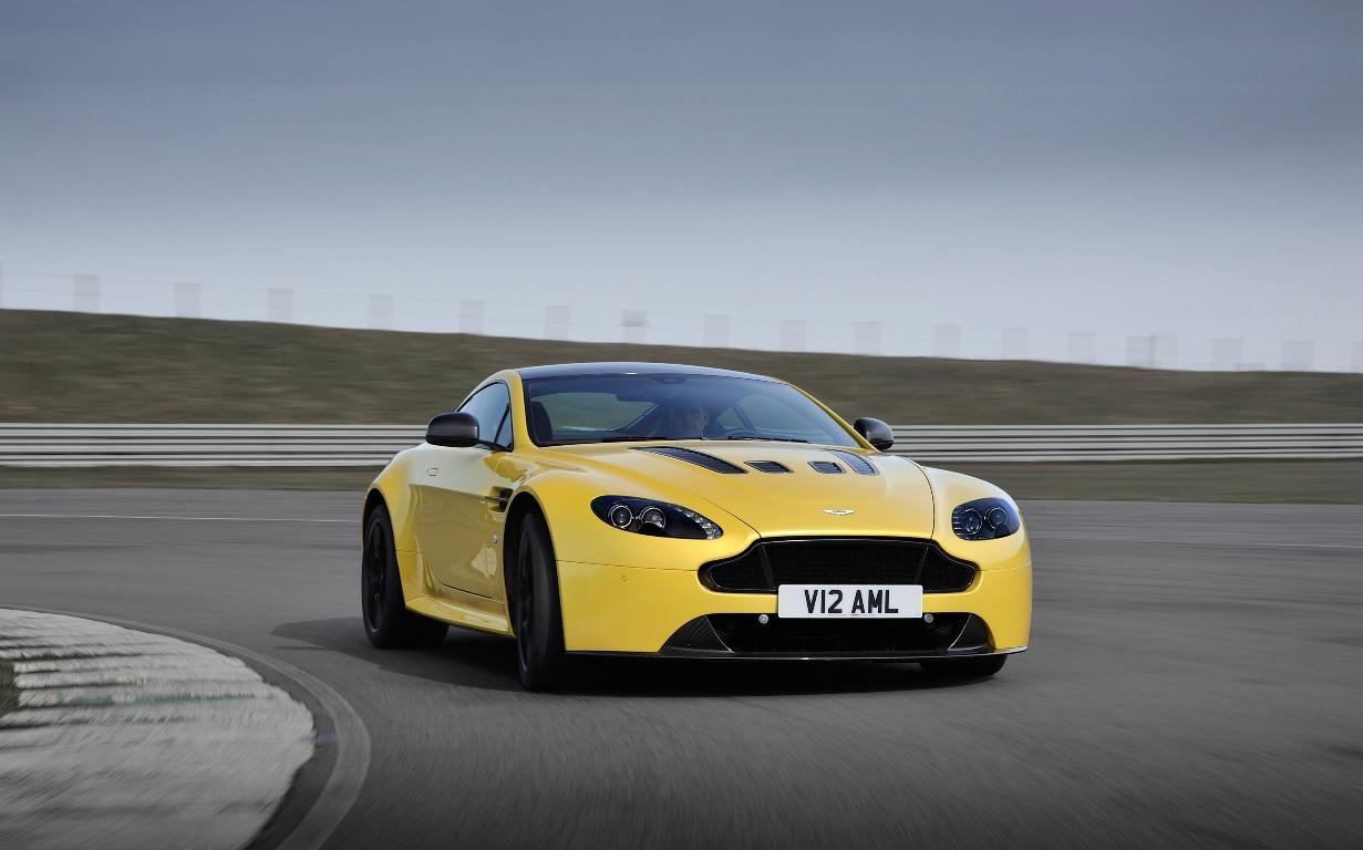 Aston Martin Vantage S Salon de Francfort