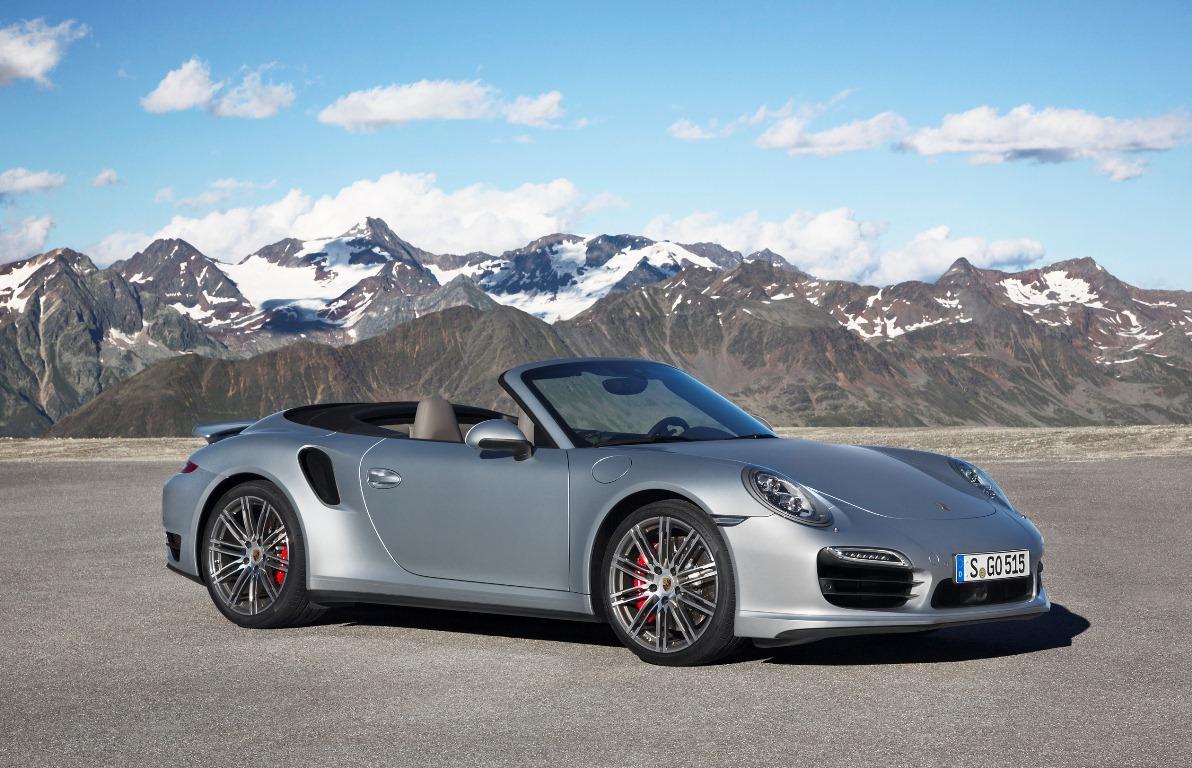 Porsche 911 Turbo (991)