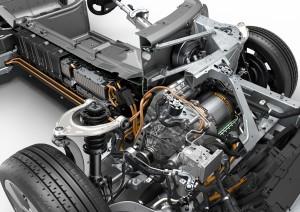 BMW i8 Salon de Francfort 2013