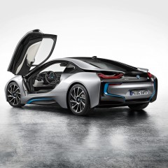 BMW i8 : version définitive à Francfort