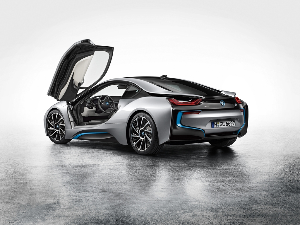 BMW i8 Salon de Francfort 2013