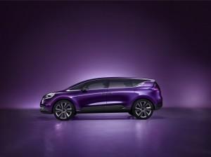Renault Initiale Paris Concept Salon de Francfort 2013