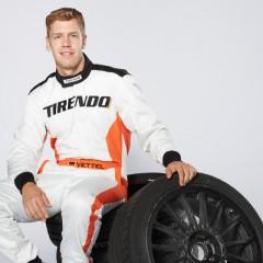 Sebastian Vettel partenaire de Tirendo