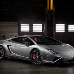 Lamborghini Gallardo LP 570-4 Squadra Corse, une Super Trofeo de route