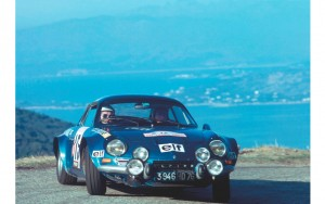 Alpine Renault - the fabulous Berlinette - Roy Smith - Veloce Publishing