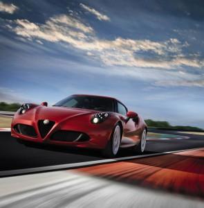 "Alfa Romeo 4C 8'04"" Nurburgring"
