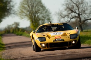 Tour Auto 2013 Optic 2000 - Joris Clerc