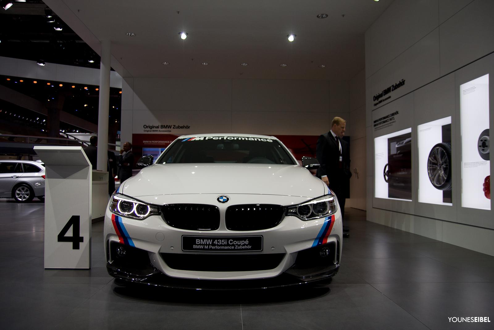 Salon de Francfort - BMW