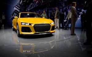Salon de Francfort - Audi