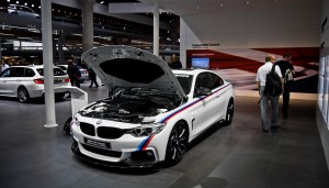 Salon de Francfort - BMW