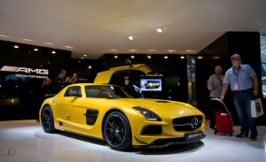 Salon de Francfort - Mercedes AMG