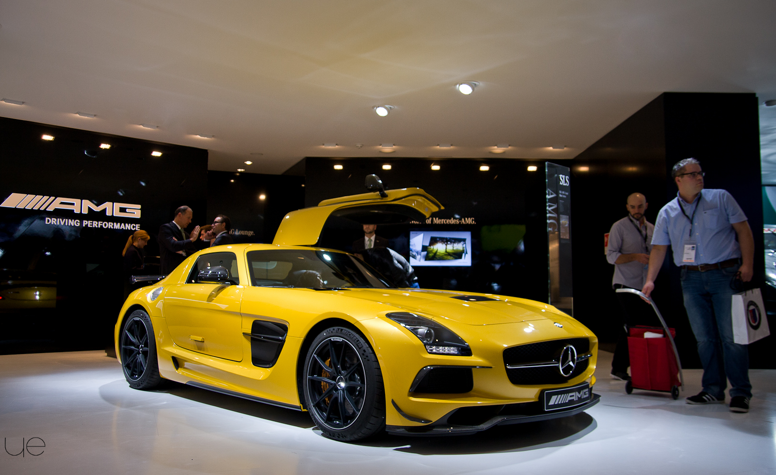 Salon de Francfort – Mercedes AMG
