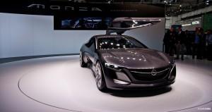 Salon de Francfort - Opel