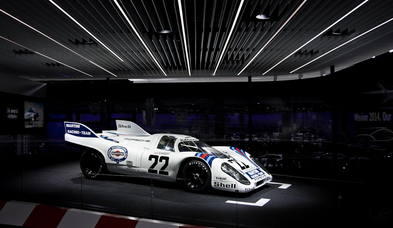 Salon de Francfort – Porsche 917