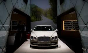 Salon de Francfort - Bentley
