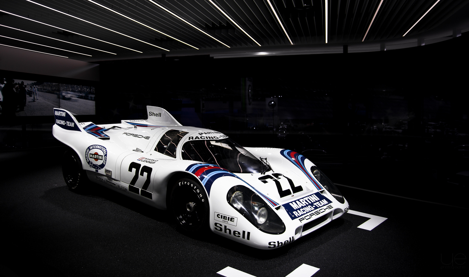 Salon de Francfort – Porsche 917