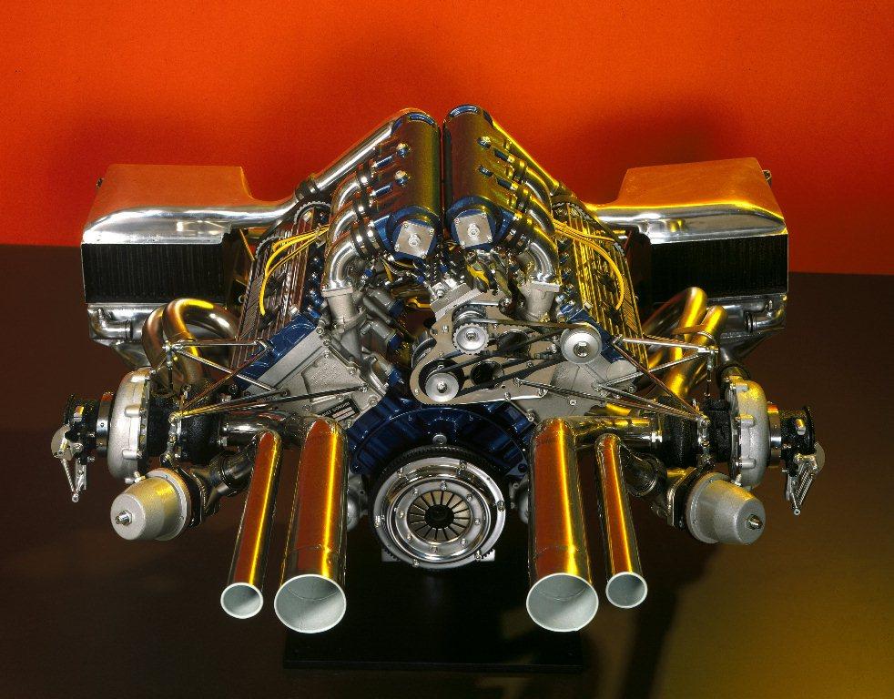 Renault EF1 V6 Turbo 1.5L