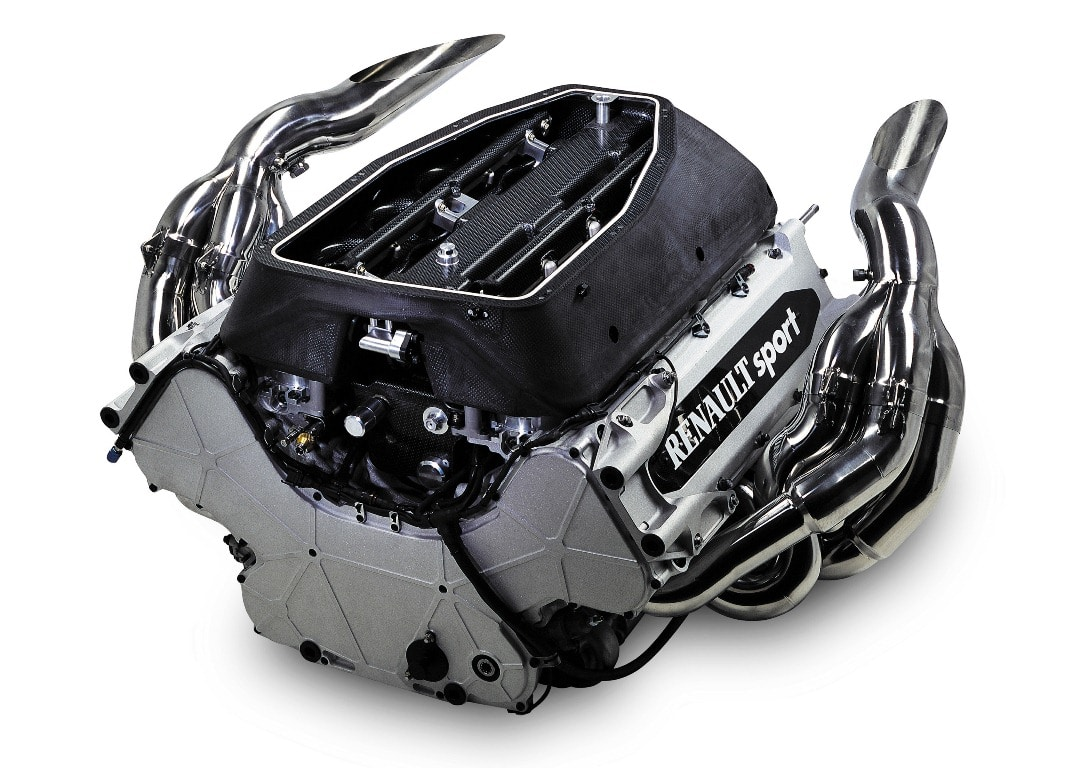 Renault RS22 V10 3.0L