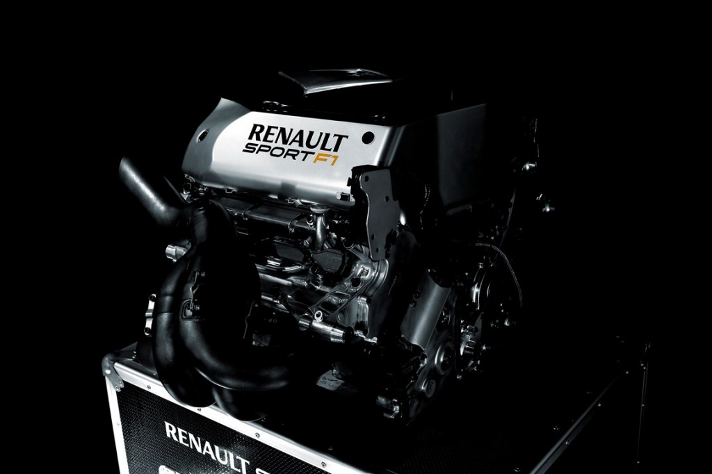 Renault RS27 V8 2.4L