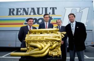 Renault RS4 V10 3.5L