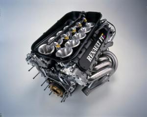 Renault RS8 V10 3.5L
