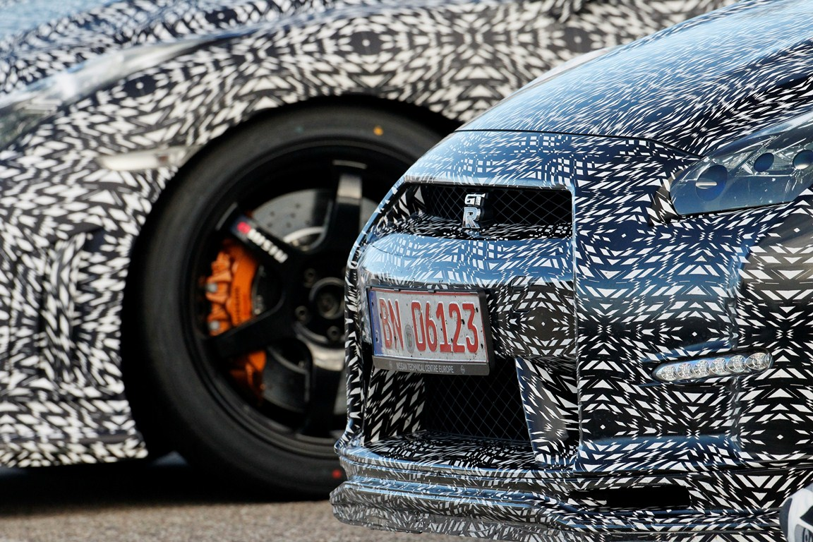 Nissan GT-R Nismo – 7 min 8 sec 679 au tour sur le Nürburgring