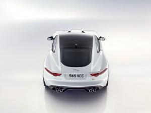 Jaguar F-Type Coupé
