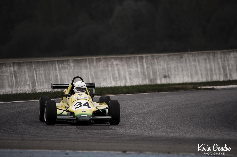 Formule Renault – FFSA VHC – Kevin Goudin