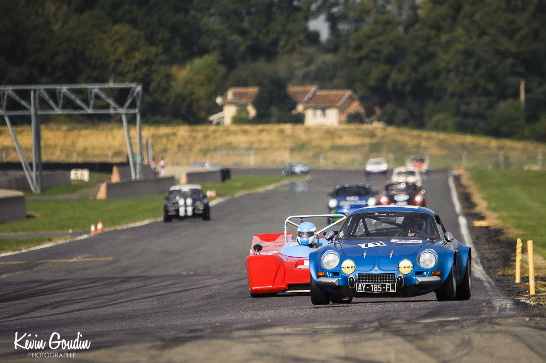 Challenge ASAVE GT Tourisme et Trophée Saloon Cars – FFSA VHC – Kevin Goudin