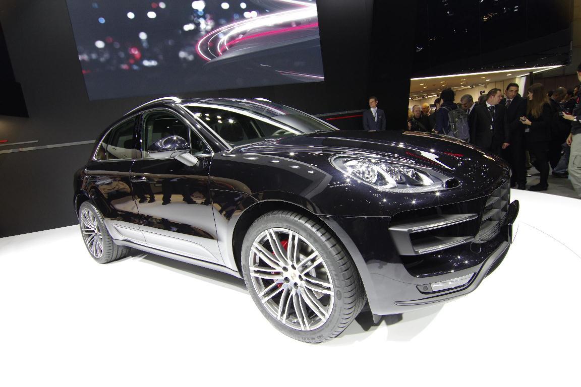 Salon de Tokyo 2013 – Porsche Macan