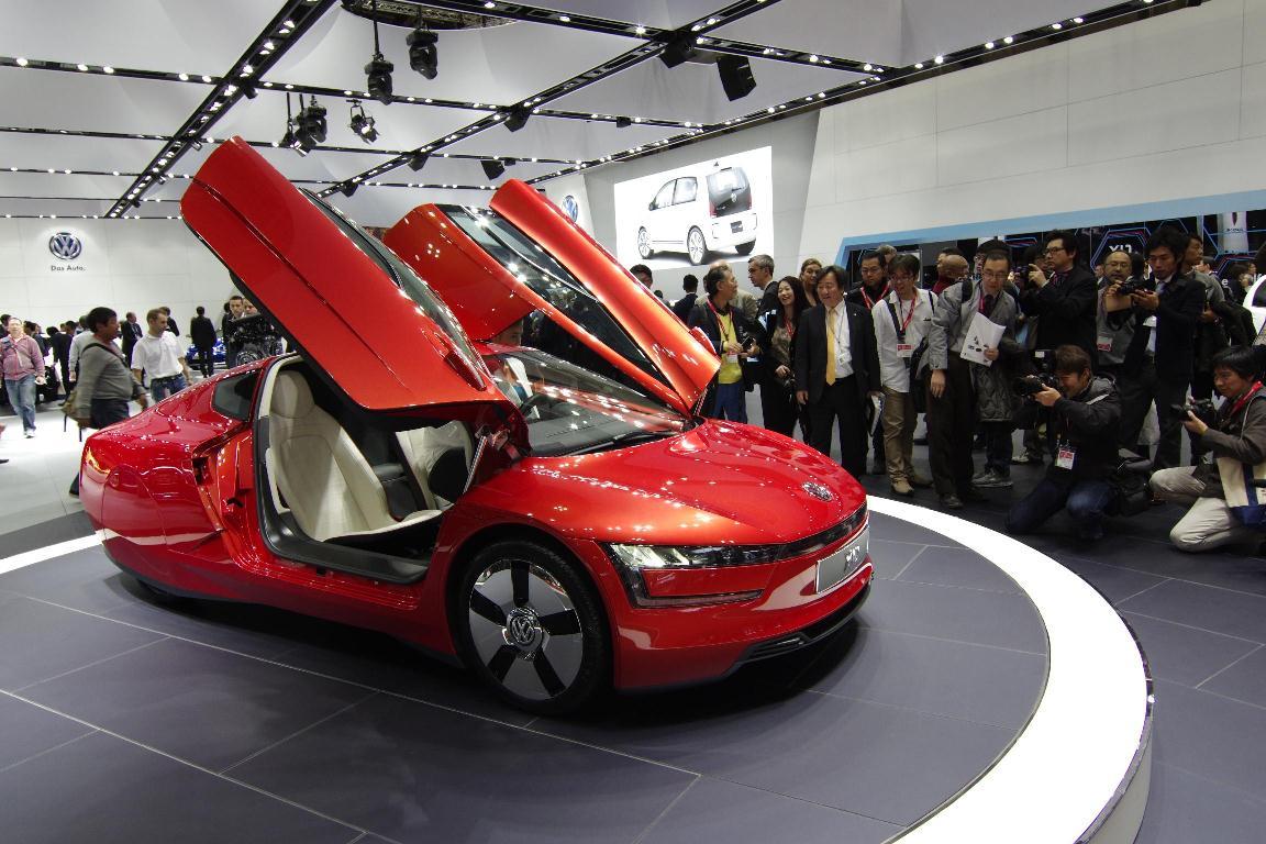 Salon de Tokyo 2013 - VW XL1