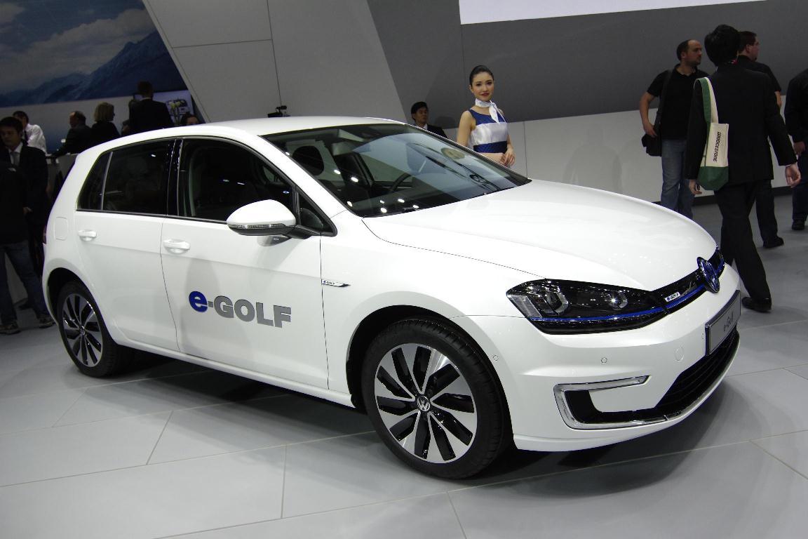 Salon de Tokyo 2013 – VW e-Golf