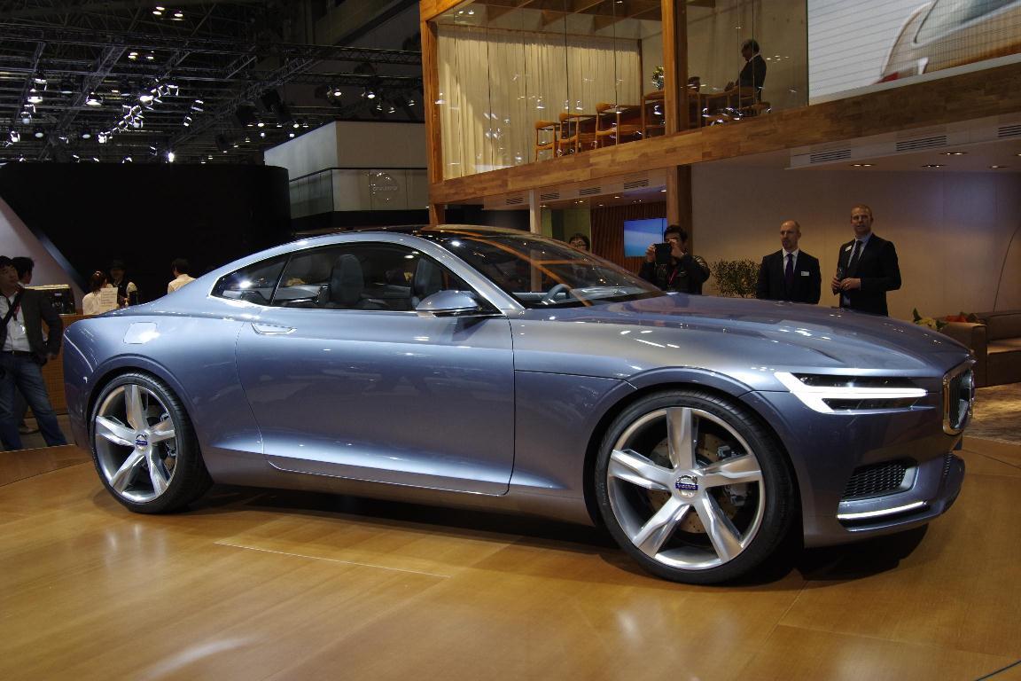 Salon de Tokyo 2013 – Volvo Concept Coupé