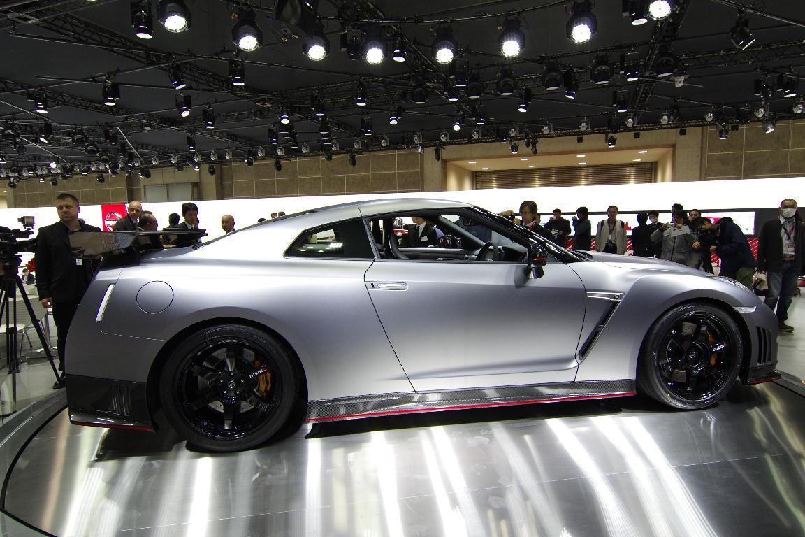 Salon de Tokyo 2013 - Nissan GT-R Nismo