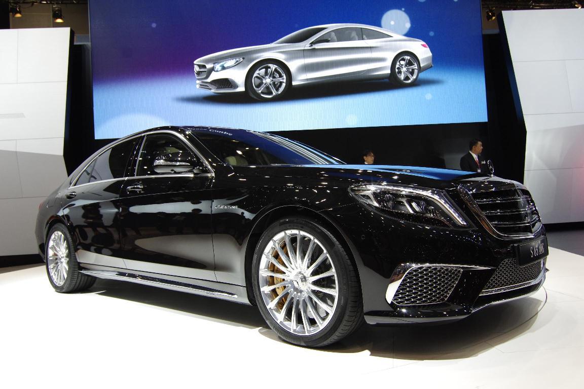 Salon de Tokyo 2013 – Mercedes 65 AMG