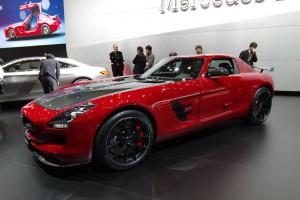 Salon de Tokyo 2013 - Mercedes AMG GT Final Edition