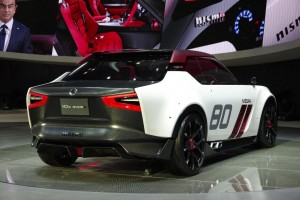 Salon de Tokyo 2013 - Nissan iDX Nismo